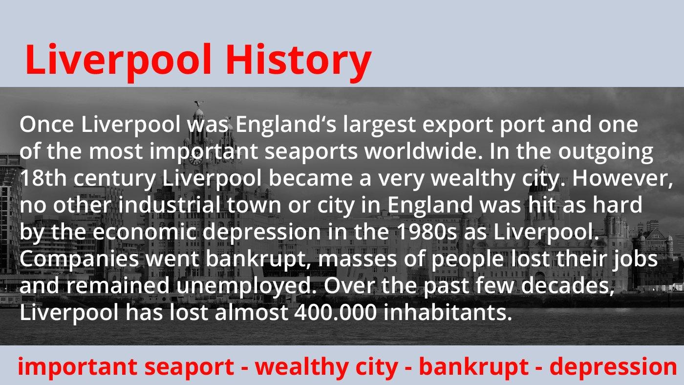 Describing Exercise Liverpool | Unterrichtsmaterial u ...