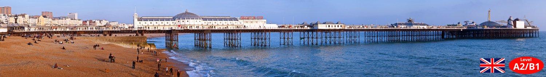 England Brighton Pier Unterrichtsmaterial Landeskunde Lehrmittel