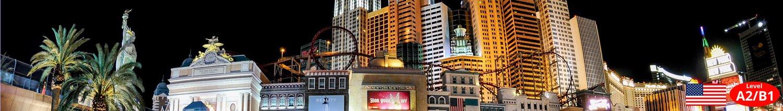 Las Vegas by Night Unterrichtsmaterial Landeskunde Lehrmittel