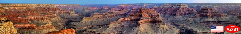 USA Grand Canyon Unterrichtsmaterial Landeskunde Lehrmittel