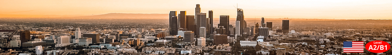 Los Angeles Skyline Unterrichtsmaterial Landeskunde Lehrmittel